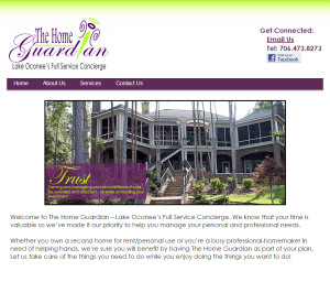The Home Guardian Web Page